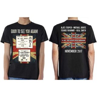 ALICE COOPER UK Only Event 2, Tシャツ