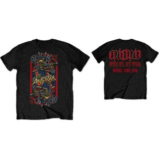 ANTHRAX Evil King World Tour 2018, Tシャツ