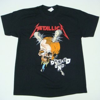 METALLICA Damage Inc, Tシャツ