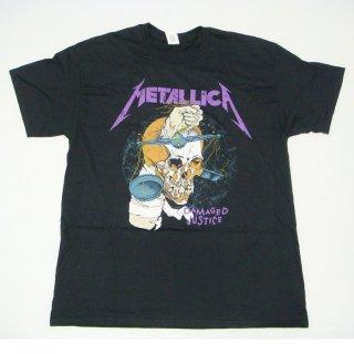 METALLICA Damage Hammer, Tシャツ