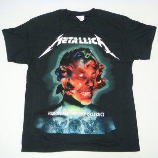 METALLICA Hardwired Album Cover, Tシャツ