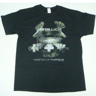 METALLICA Mop Distressed, Tシャツ