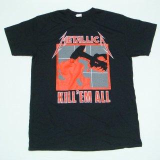 METALLICA Kill 'Em All Black, Tシャツ