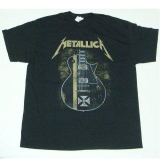 METALLICA Hetfield Iron Cross, Tシャツ