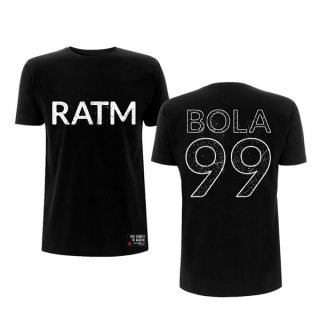 RAGE AGAINST THE MACHINE Ratm Battle 99, Tシャツ