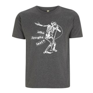 RAGE AGAINST THE MACHINE Ratm Who Laughs Last, Tシャツ