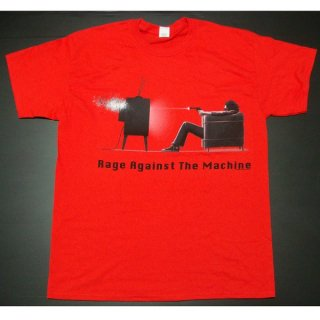 RAGE AGAINST THE MACHINE Ratm Won't Do Red, Tシャツ