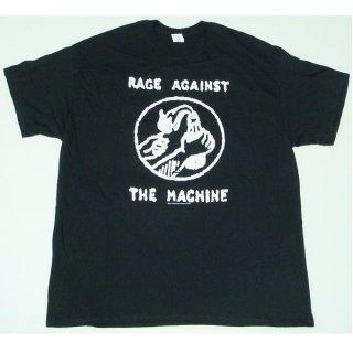RAGE AGAINST THE MACHINE  Ratm Molotov & Stencil, Tシャツ