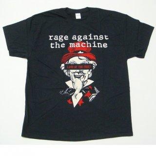 RAGE AGAINST THE MACHINE Ratm Sam Free, Tシャツ