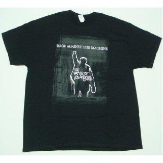 RAGE AGAINST THE MACHINE Ratm Bola Euro Tour, Tシャツ