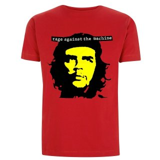 RAGE AGAINST THE MACHINE Che Red, Tシャツ
