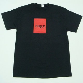 RAGE AGAINST THE MACHINE Red Square, Tシャツ