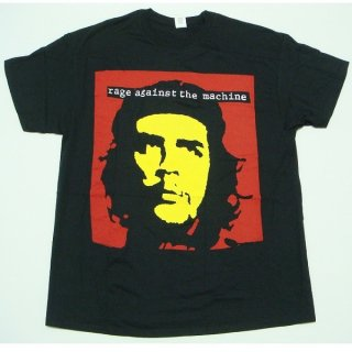 RAGE AGAINST THE MACHINE Che Black, Tシャツ