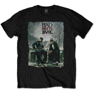 BAD MEETS EVIL Burnt 2, Tシャツ<img class='new_mark_img2' src='https://img.shop-pro.jp/img/new/icons5.gif' style='border:none;display:inline;margin:0px;padding:0px;width:auto;' />