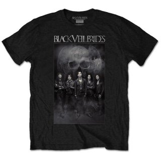BLACK VEIL BRIDES Black Frog, Tシャツ<img class='new_mark_img2' src='https://img.shop-pro.jp/img/new/icons5.gif' style='border:none;display:inline;margin:0px;padding:0px;width:auto;' />