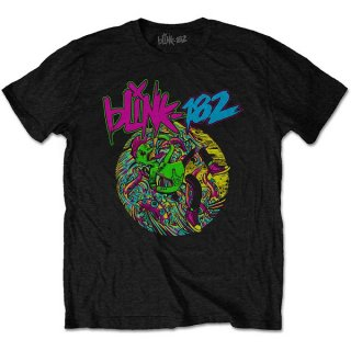 BLINK-182 Overboard Event Blk, Tシャツ<img class='new_mark_img2' src='https://img.shop-pro.jp/img/new/icons5.gif' style='border:none;display:inline;margin:0px;padding:0px;width:auto;' />