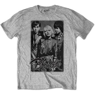 BLONDIE Band Promo, Tシャツ<img class='new_mark_img2' src='https://img.shop-pro.jp/img/new/icons5.gif' style='border:none;display:inline;margin:0px;padding:0px;width:auto;' />