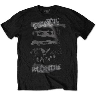 BLONDIE Mash Up, Tシャツ<img class='new_mark_img2' src='https://img.shop-pro.jp/img/new/icons5.gif' style='border:none;display:inline;margin:0px;padding:0px;width:auto;' />