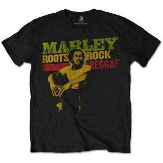 BOB MARLEY Roots, Rock, Reggae, Tシャツ<img class='new_mark_img2' src='https://img.shop-pro.jp/img/new/icons5.gif' style='border:none;display:inline;margin:0px;padding:0px;width:auto;' />