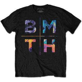BRING ME THE HORIZON Colours 2, Tシャツ<img class='new_mark_img2' src='https://img.shop-pro.jp/img/new/icons5.gif' style='border:none;display:inline;margin:0px;padding:0px;width:auto;' />