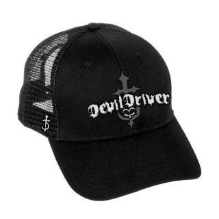 DEVILDRIVER Logo, キャップ