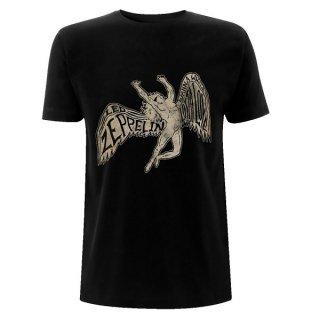 LED ZEPPELIN Whole Lotta Love Icarus, Tシャツ