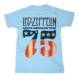 LED ZEPPELIN 1975 North American Tour, Tシャツ