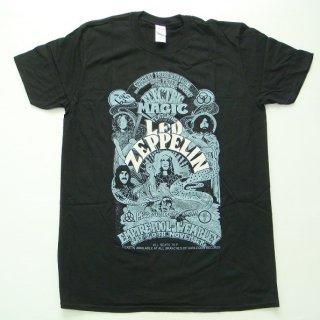 LED ZEPPELIN Electric Magic Black, Tシャツ