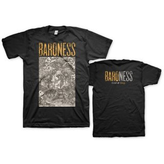 BARONESS Gold & Grey, Tシャツ<img class='new_mark_img2' src='https://img.shop-pro.jp/img/new/icons5.gif' style='border:none;display:inline;margin:0px;padding:0px;width:auto;' />