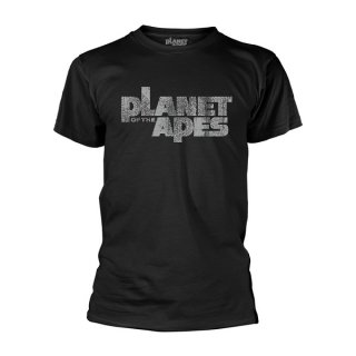 PLANET OF THE APES Distress Logo, Tシャツ