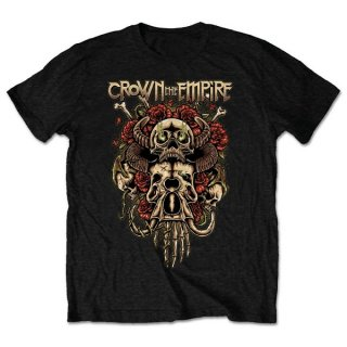 CROWN THE EMPIRE Sacrifice, Tシャツ<img class='new_mark_img2' src='https://img.shop-pro.jp/img/new/icons5.gif' style='border:none;display:inline;margin:0px;padding:0px;width:auto;' />