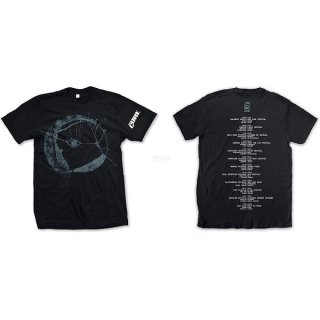 THE CURE Eyemoon Logo, Tシャツ<img class='new_mark_img2' src='https://img.shop-pro.jp/img/new/icons5.gif' style='border:none;display:inline;margin:0px;padding:0px;width:auto;' />
