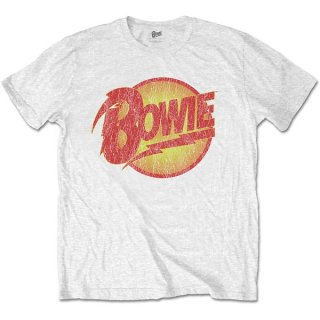 DAVID BOWIE Vintage Diamond Dogs Logo, Tシャツ<img class='new_mark_img2' src='https://img.shop-pro.jp/img/new/icons5.gif' style='border:none;display:inline;margin:0px;padding:0px;width:auto;' />