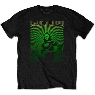 DAVID GILMOUR Rays Gradient, Tシャツ<img class='new_mark_img2' src='https://img.shop-pro.jp/img/new/icons5.gif' style='border:none;display:inline;margin:0px;padding:0px;width:auto;' />
