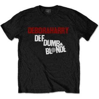 DEBORAH HARRY Def, Dumb & Blonde, Tシャツ<img class='new_mark_img2' src='https://img.shop-pro.jp/img/new/icons5.gif' style='border:none;display:inline;margin:0px;padding:0px;width:auto;' />