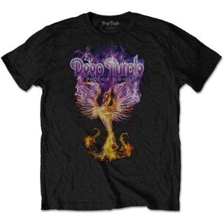 DEEP PURPLE Phoenix Rising 2, Tシャツ<img class='new_mark_img2' src='https://img.shop-pro.jp/img/new/icons5.gif' style='border:none;display:inline;margin:0px;padding:0px;width:auto;' />