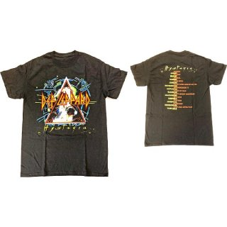 DEF LEPPARD 2018 Tour Hysteria, Tシャツ<img class='new_mark_img2' src='https://img.shop-pro.jp/img/new/icons5.gif' style='border:none;display:inline;margin:0px;padding:0px;width:auto;' />