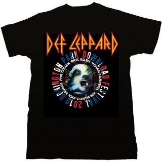DEF LEPPARD Download Fest 2019, Tシャツ<img class='new_mark_img2' src='https://img.shop-pro.jp/img/new/icons5.gif' style='border:none;display:inline;margin:0px;padding:0px;width:auto;' />