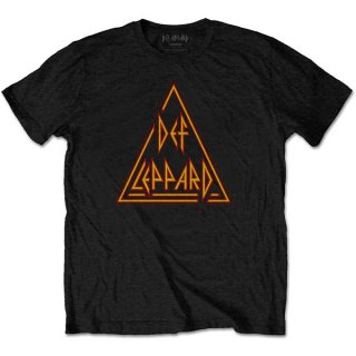 DEF LEPPARD Classic Triangle, Tシャツ<img class='new_mark_img2' src='https://img.shop-pro.jp/img/new/icons5.gif' style='border:none;display:inline;margin:0px;padding:0px;width:auto;' />