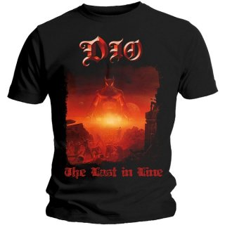 DIO The Last In Line, Tシャツ<img class='new_mark_img2' src='https://img.shop-pro.jp/img/new/icons5.gif' style='border:none;display:inline;margin:0px;padding:0px;width:auto;' />