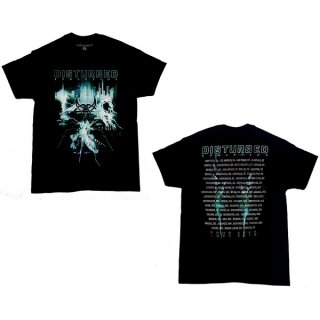 DISTURBED Apocalypse Dateback, Tシャツ<img class='new_mark_img2' src='https://img.shop-pro.jp/img/new/icons5.gif' style='border:none;display:inline;margin:0px;padding:0px;width:auto;' />