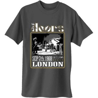THE DOORS Roundhouse London, Tシャツ<img class='new_mark_img2' src='https://img.shop-pro.jp/img/new/icons5.gif' style='border:none;display:inline;margin:0px;padding:0px;width:auto;' />