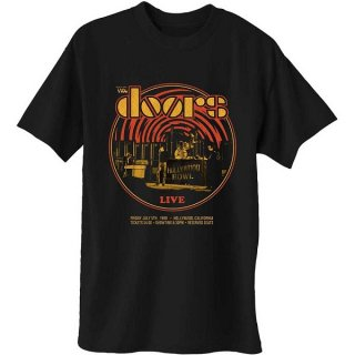 THE DOORS 68 Retro Circle, Tシャツ<img class='new_mark_img2' src='https://img.shop-pro.jp/img/new/icons5.gif' style='border:none;display:inline;margin:0px;padding:0px;width:auto;' />