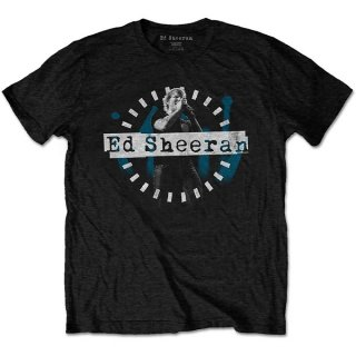 ED SHEERAN Dashed Stage Photo, Tシャツ<img class='new_mark_img2' src='https://img.shop-pro.jp/img/new/icons5.gif' style='border:none;display:inline;margin:0px;padding:0px;width:auto;' />