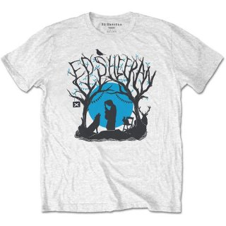 ED SHEERAN Woodland Gig 2, Tシャツ<img class='new_mark_img2' src='https://img.shop-pro.jp/img/new/icons5.gif' style='border:none;display:inline;margin:0px;padding:0px;width:auto;' />