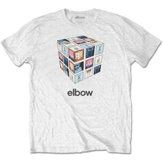 ELBOW Best of Wht, Tシャツ<img class='new_mark_img2' src='https://img.shop-pro.jp/img/new/icons5.gif' style='border:none;display:inline;margin:0px;padding:0px;width:auto;' />