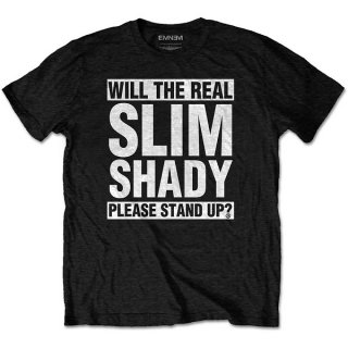 EMINEM The Real Slim Shady, Tシャツ<img class='new_mark_img2' src='https://img.shop-pro.jp/img/new/icons5.gif' style='border:none;display:inline;margin:0px;padding:0px;width:auto;' />