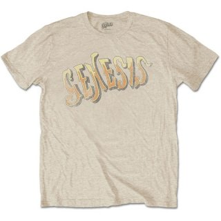 GENESIS Vintage Logo - Golden, Tシャツ<img class='new_mark_img2' src='https://img.shop-pro.jp/img/new/icons5.gif' style='border:none;display:inline;margin:0px;padding:0px;width:auto;' />