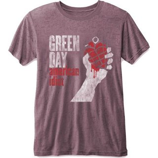 GREEN DAY American Idiot Pr, Tシャツ<img class='new_mark_img2' src='https://img.shop-pro.jp/img/new/icons5.gif' style='border:none;display:inline;margin:0px;padding:0px;width:auto;' />