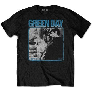 GREEN DAY Photo Block, Tシャツ<img class='new_mark_img2' src='https://img.shop-pro.jp/img/new/icons5.gif' style='border:none;display:inline;margin:0px;padding:0px;width:auto;' />